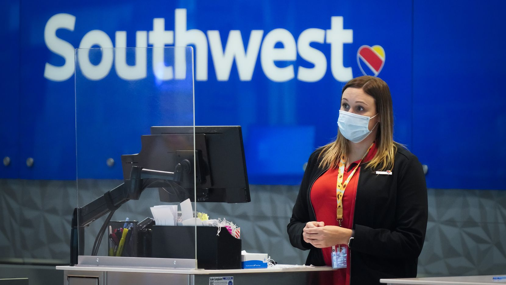 Southwest Airlines Workers