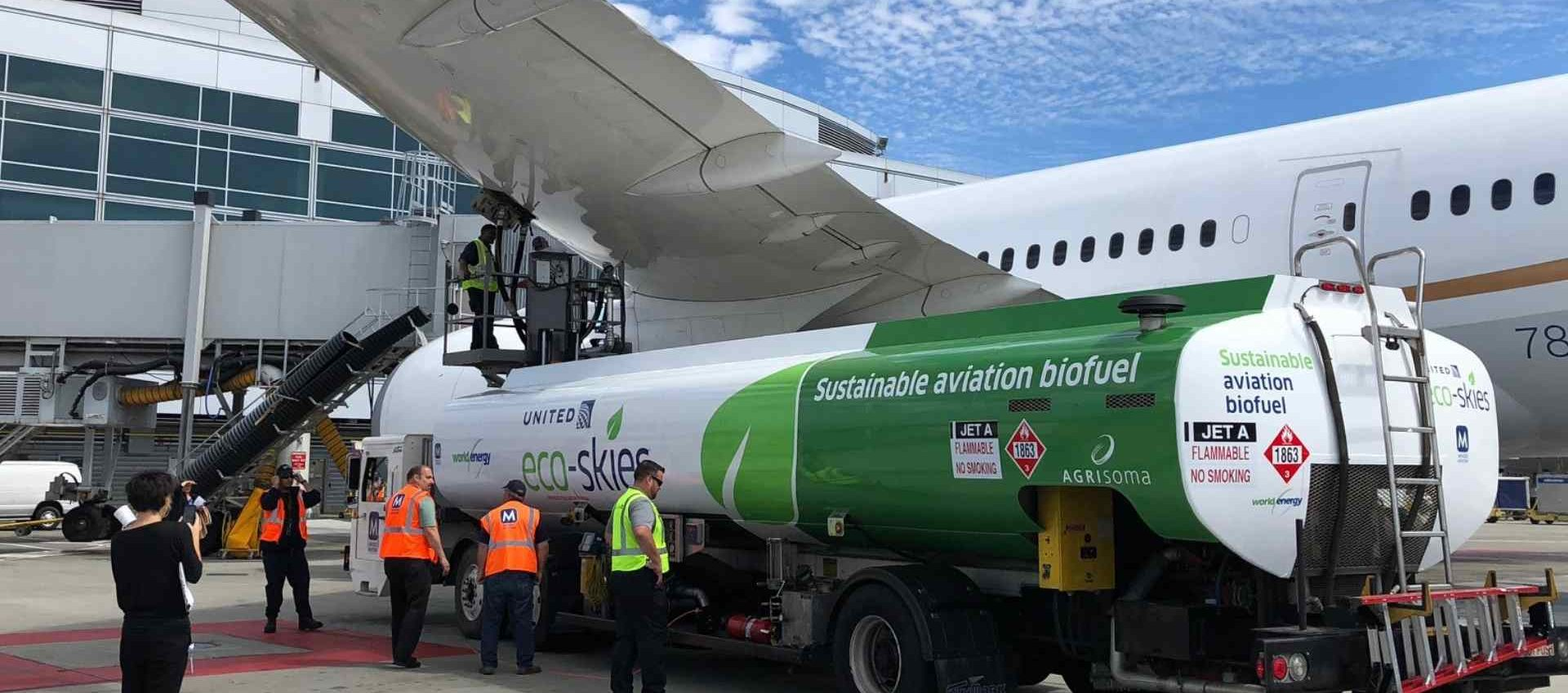 Boeing Sustainable Aviation Fuel