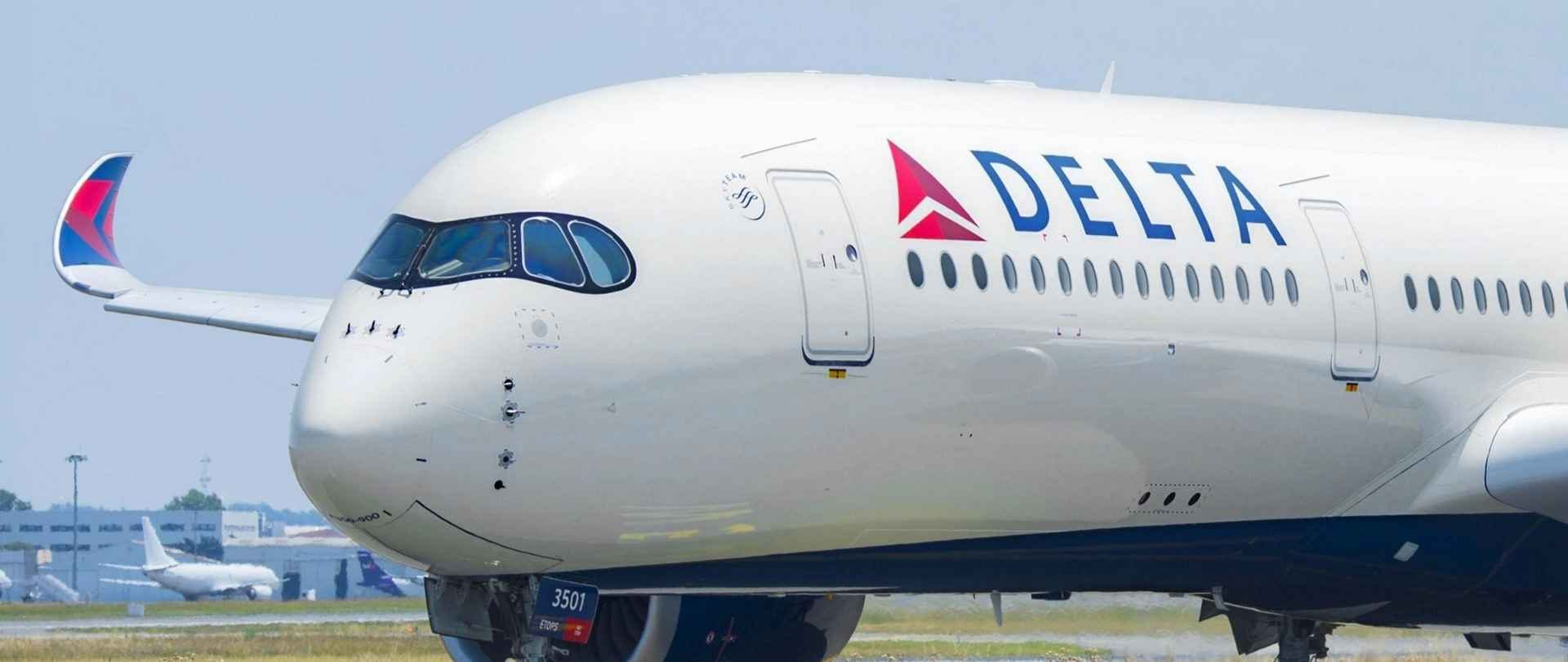 Delta Air Lines Airbus A350 - SkyGoFly