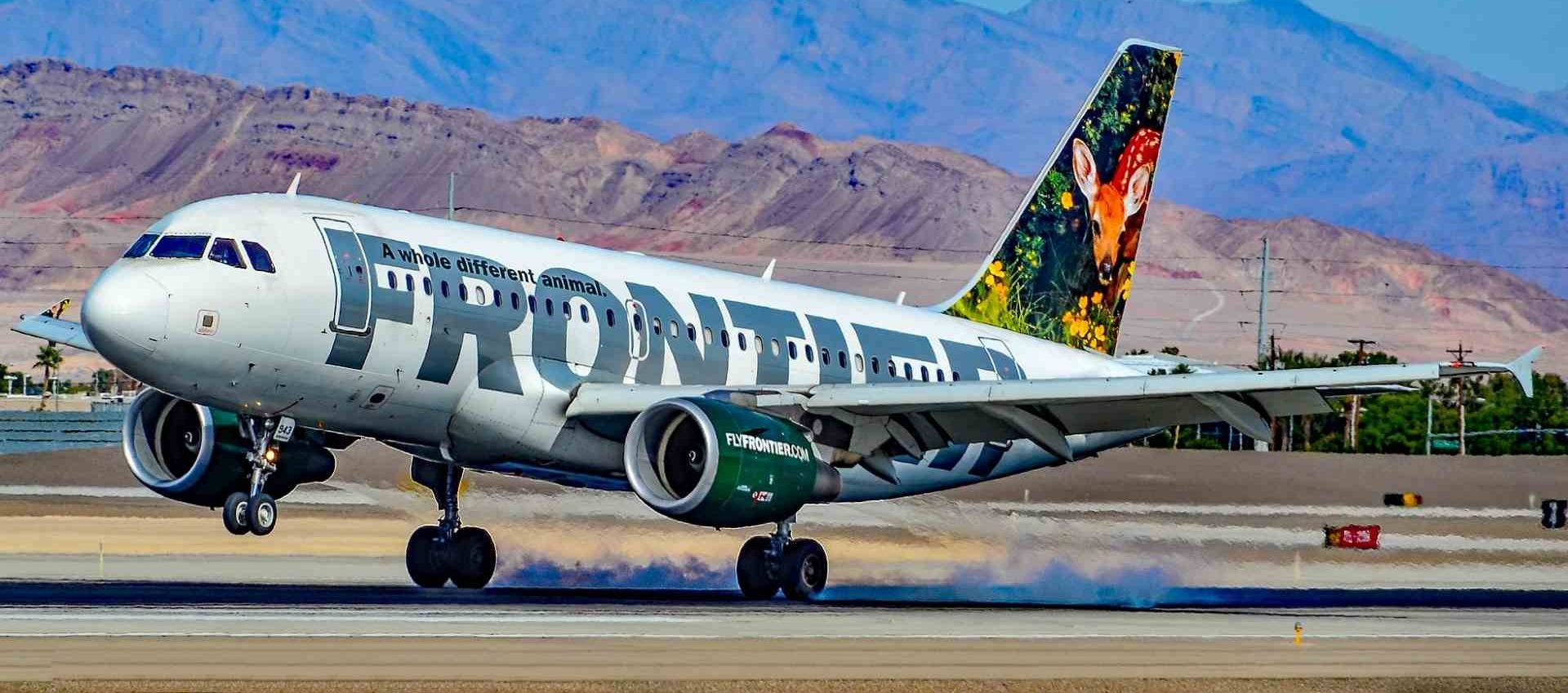 Frontier Airlines New Routes July