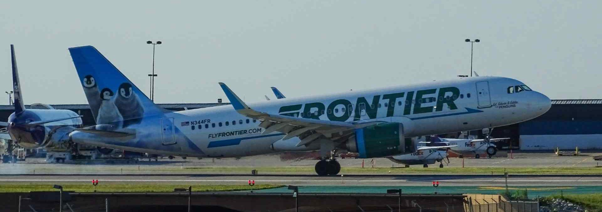 Frontier Airlines Adds new Routes DFW, ATL, LAS - SkyGoFly