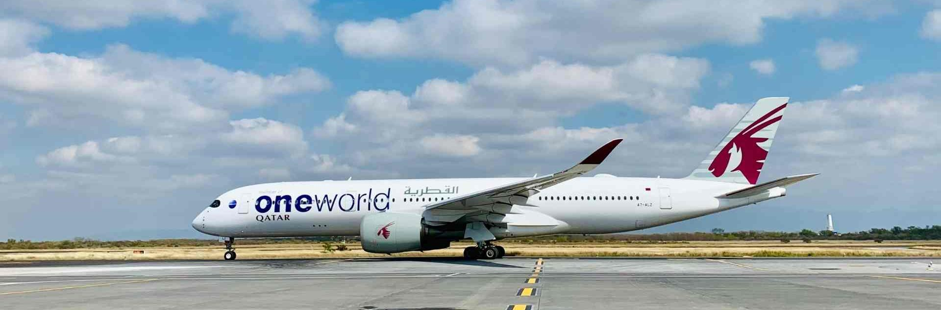 Qatar Airways Named #1 Airline for 2021 - SkyGoFly