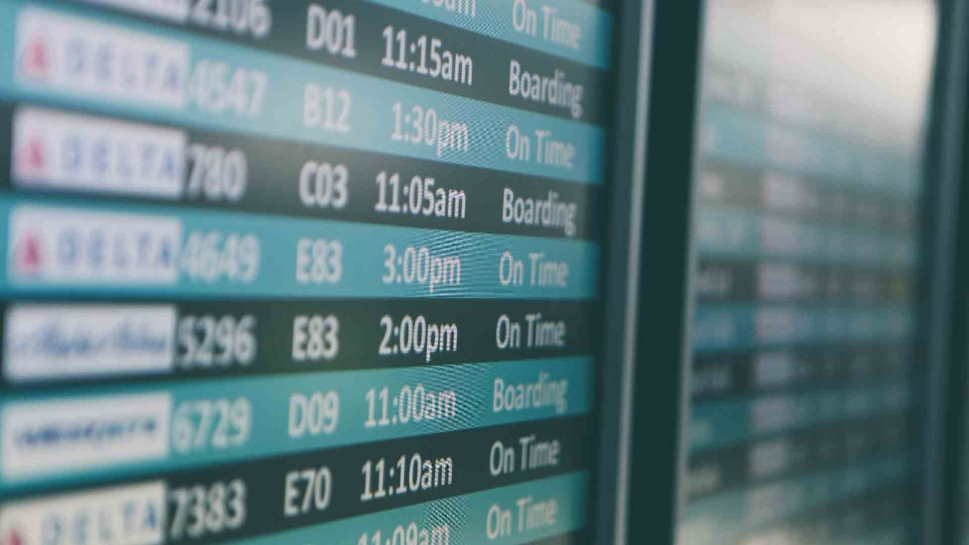 What Are Connecting Flights?