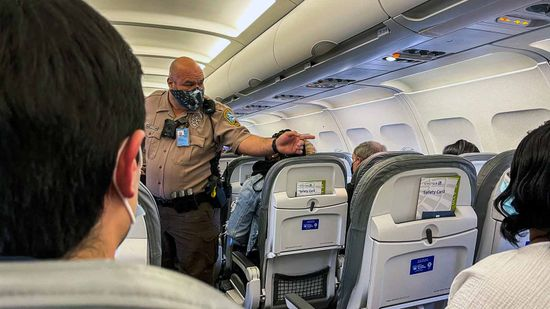 FAA Unruly Flyer Fines