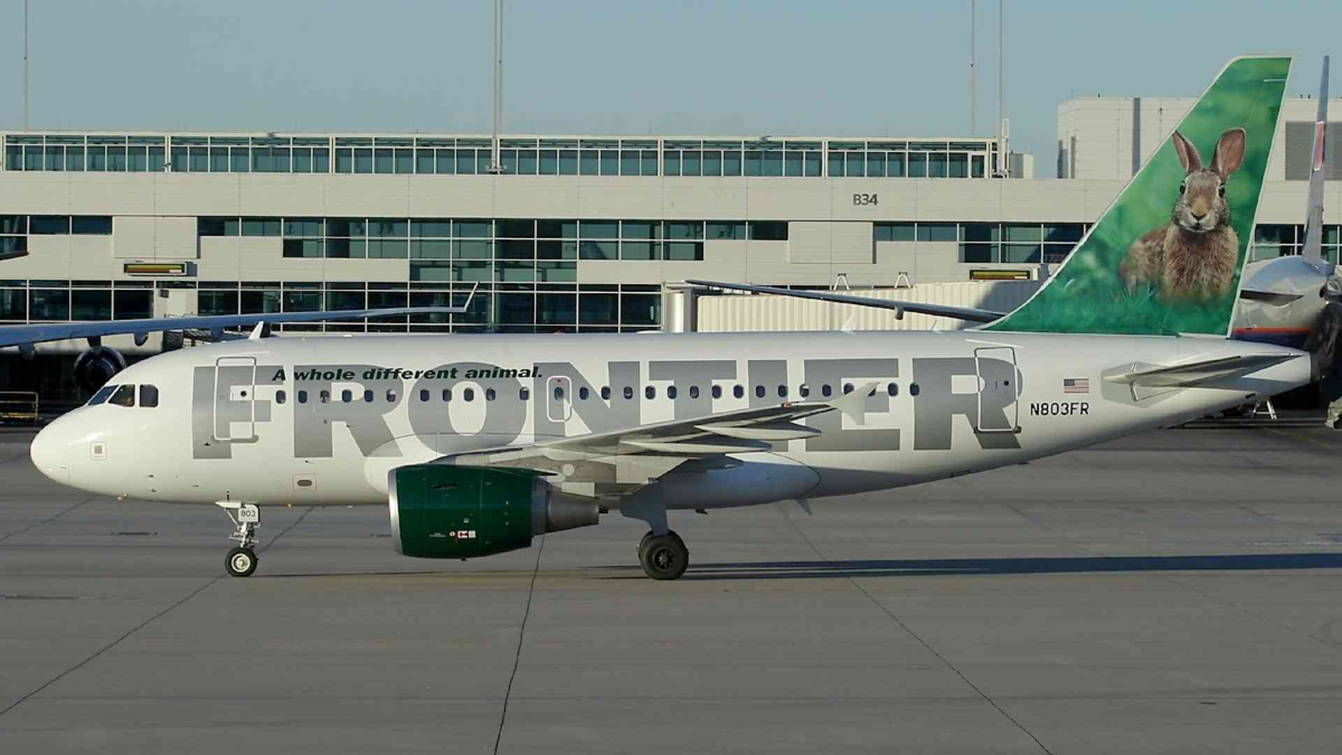 Frontier Airlines Expansion Miami