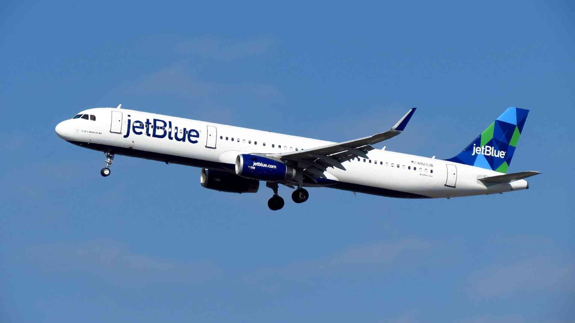 JetBlue Launches New York - London Service