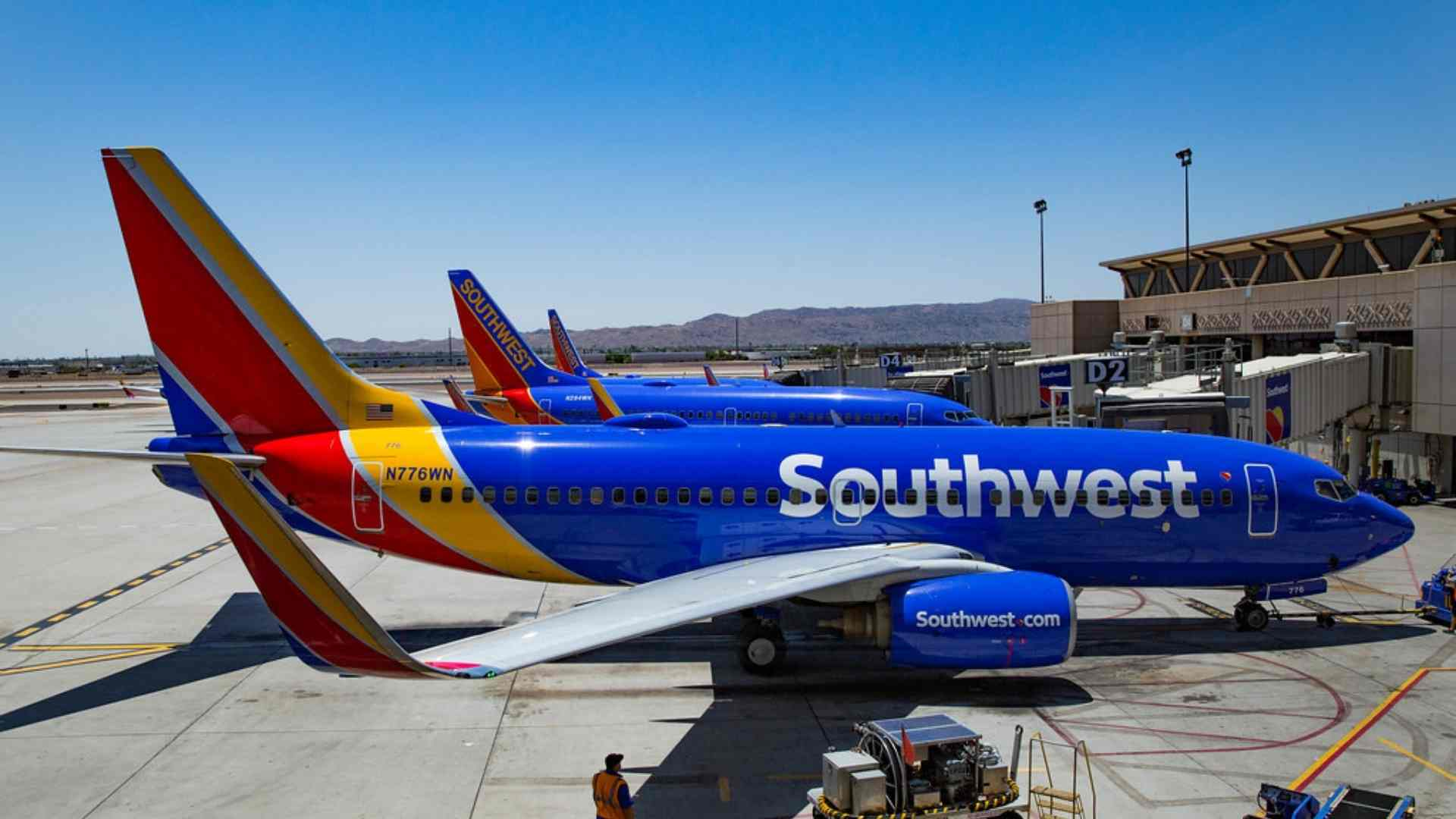 Southwest Airlines Picket Threat
